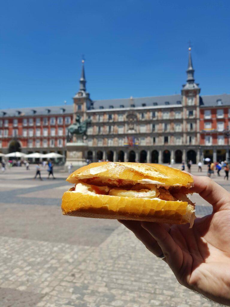 主廣場 Plaza Mayor 西班牙旅遊  馬德里景點 zoeylinslife