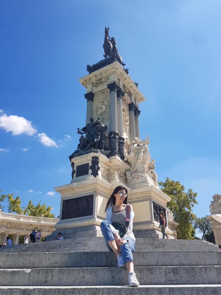 麗池公園Parque del Retiro 西班牙旅遊 馬德里 景點 zoeylinslife