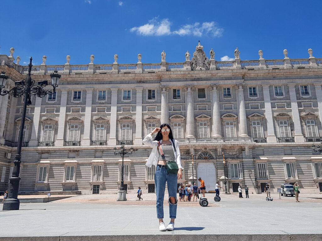 Palacio Real de Madrid 西班牙皇宮 西班牙旅遊 馬德里景點 zoeylinslife