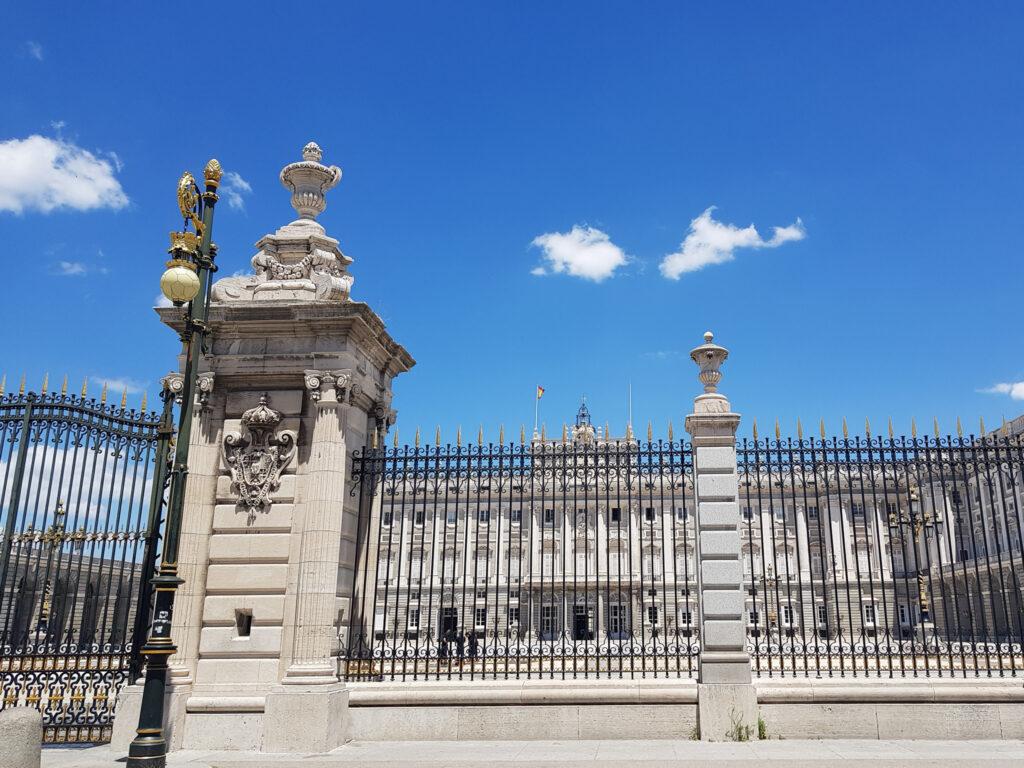 Palacio Real de Madrid 西班牙皇宮 西班牙旅遊 馬德里景點