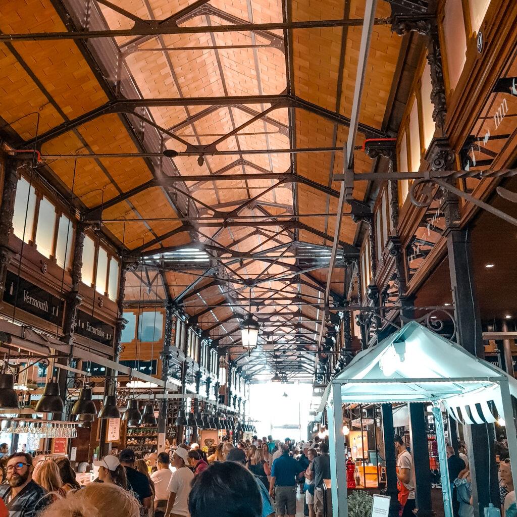 聖米格爾市場 Mercado de San Miguel 西班牙旅遊  馬德里 景點 zoeylinslife