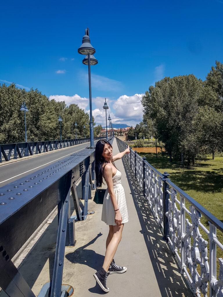 西班牙北部 Puente de Hierro