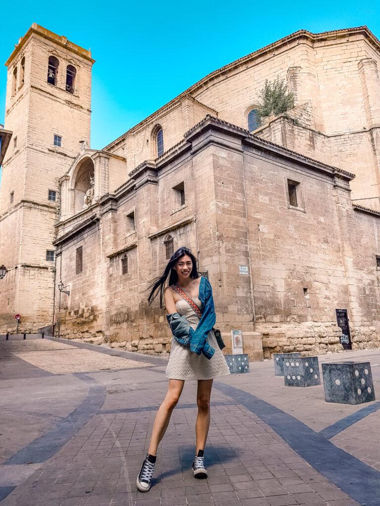 西班牙北部 Parroquia de Santiago el Real