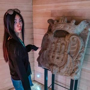 Muro del Revellin 十四世紀市徽