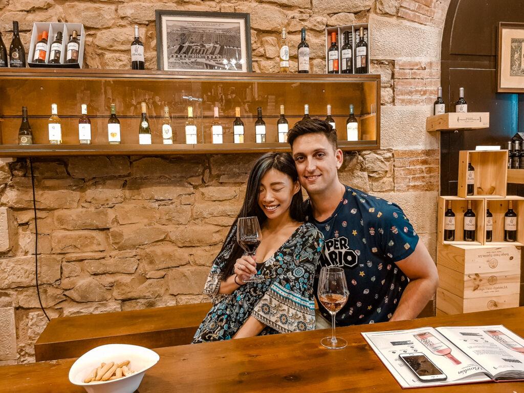 西班牙北部 Bodegas Franco Españolas 酒廠