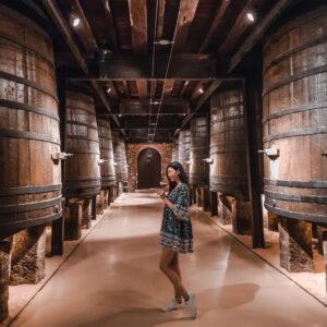 Bodegas Franco Españolas 酒廠