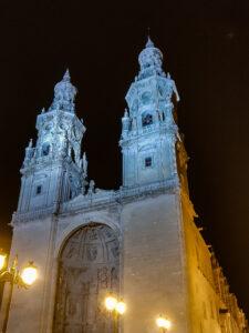洛格羅尼奧主教座堂