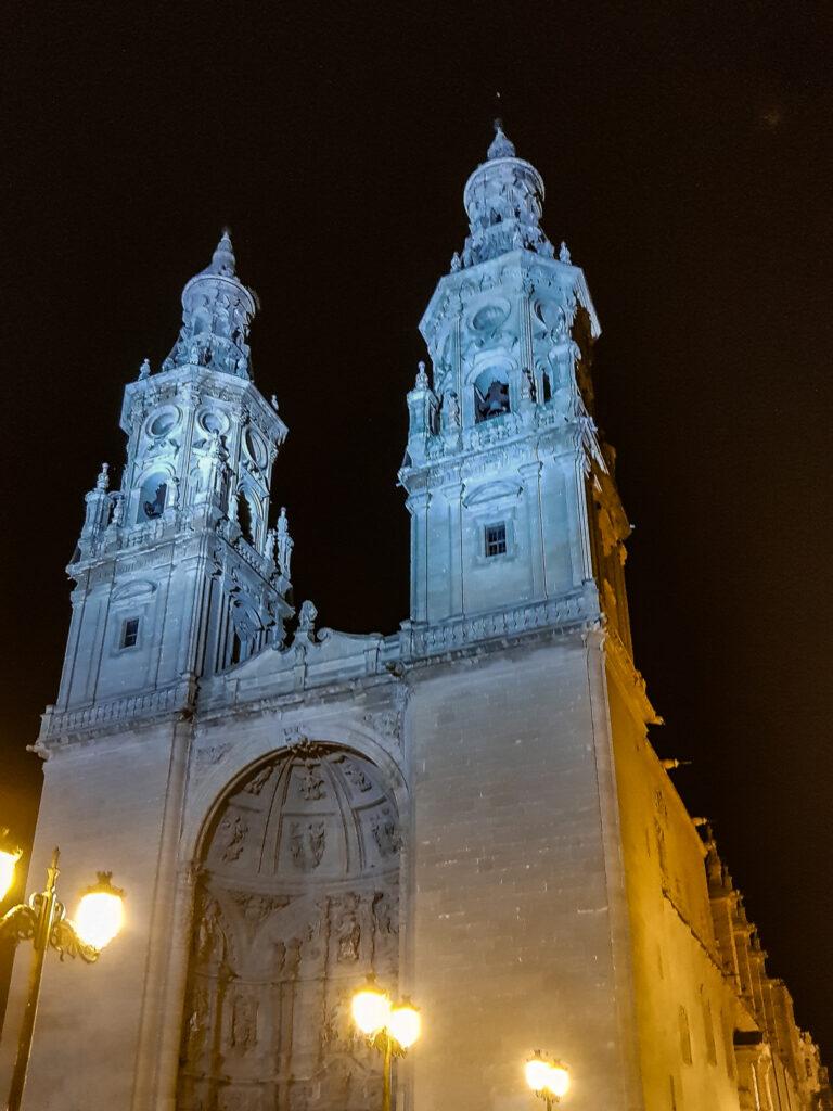 西班牙北部 洛格羅尼奧主教座堂