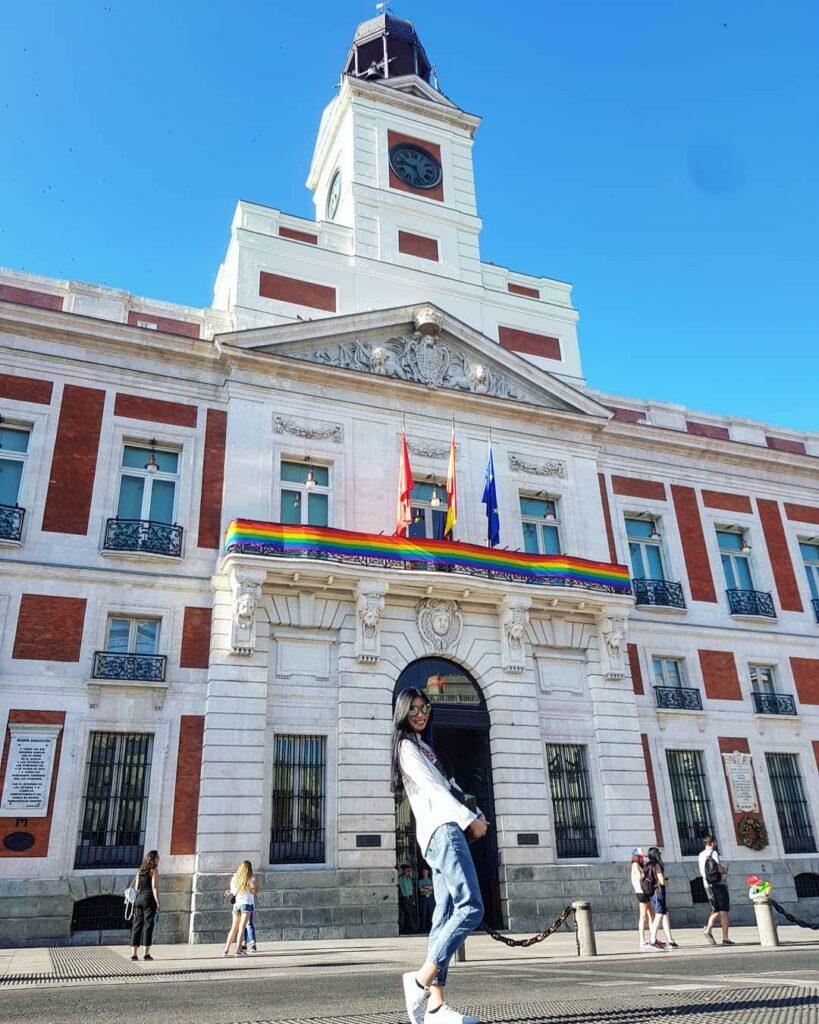 西班牙旅遊 馬德里 景點 zoeylinslife 太陽門廣場 Puerta del Sol
