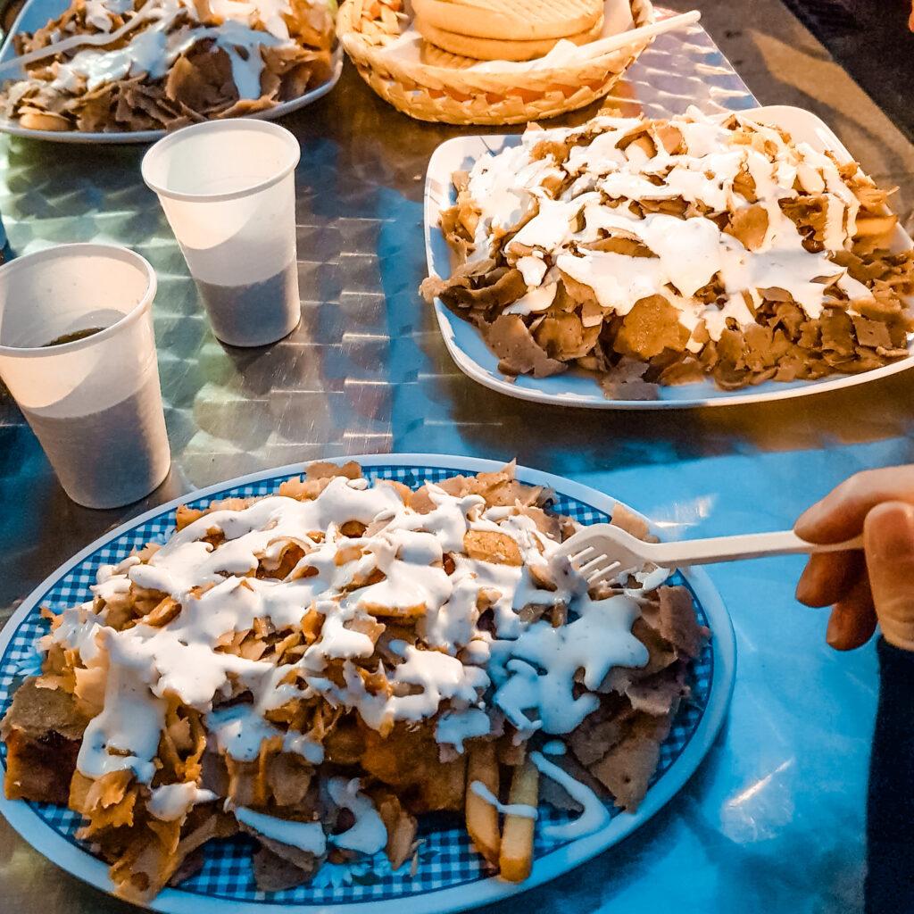 kebab 美食 推薦 西班牙 洛格羅尼奧 zoeylinslife