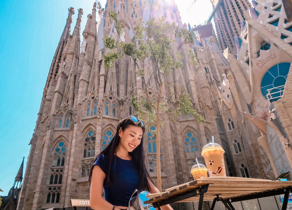 聖家堂 巴塞隆納 西班牙旅遊