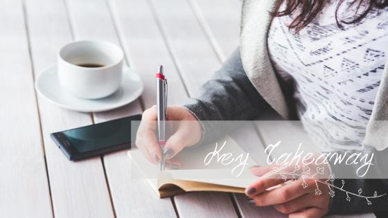 如何創造你的 理想生活 key takeaway