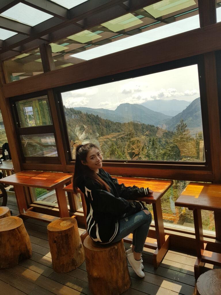 雲海咖啡廳 太平山