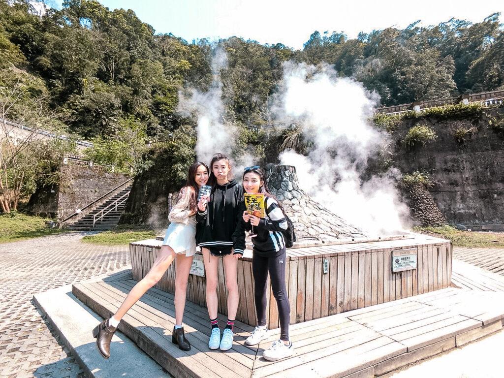 鳩之澤溫泉 宜蘭 太平山