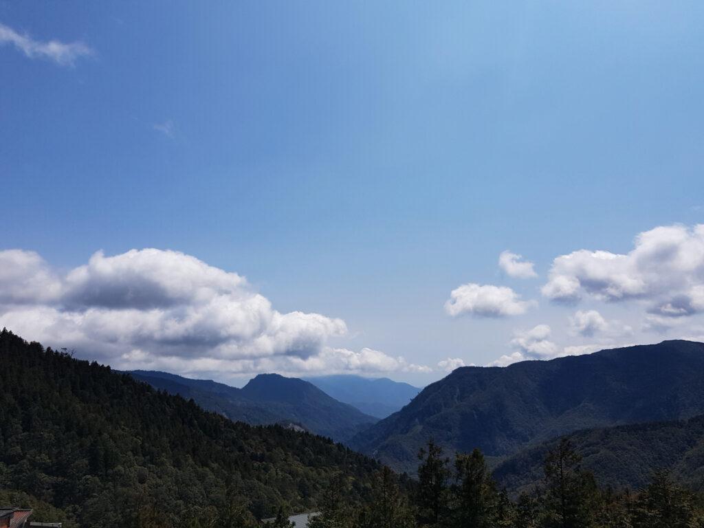 太平山 風景