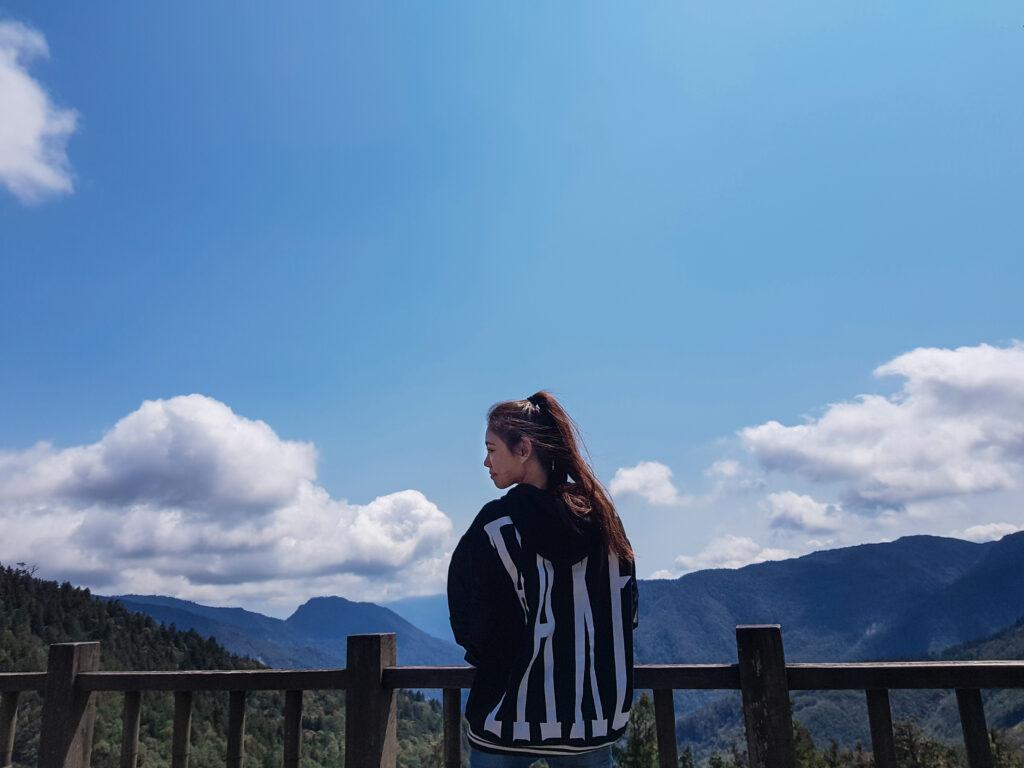 雲海咖啡廳 觀景台 太平山