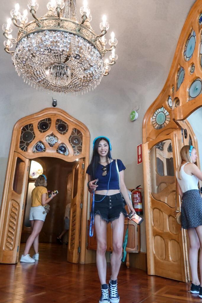 巴特簍之家 二樓 西班牙旅遊 巴塞隆納