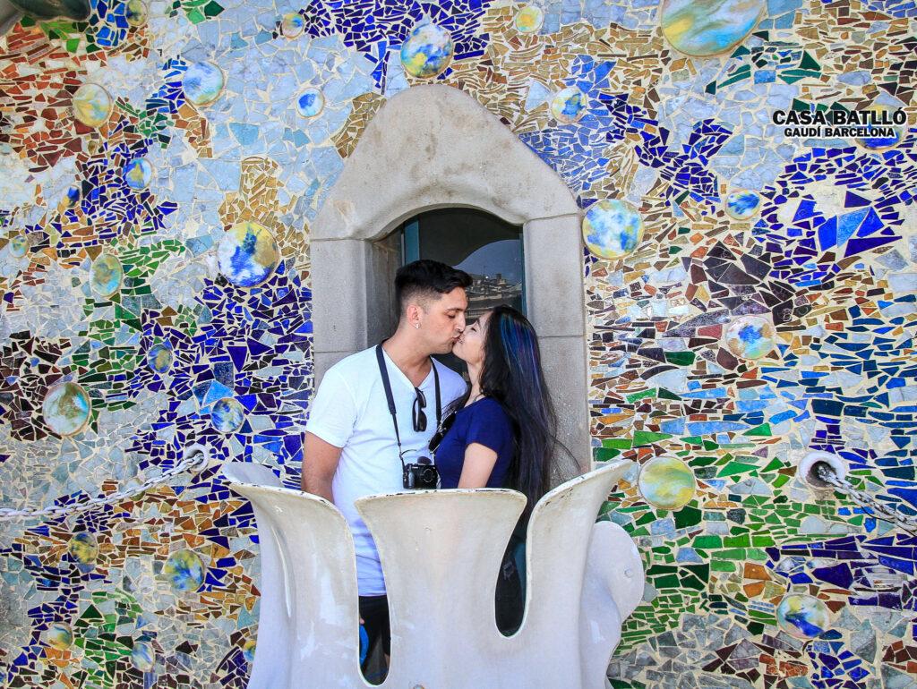 西班牙旅遊  巴塞隆納景點 巴特婁之家 Casa Batlló