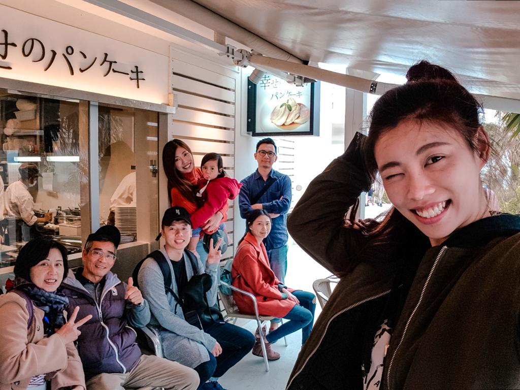 瀨長島 幸福鬆餅 沖繩