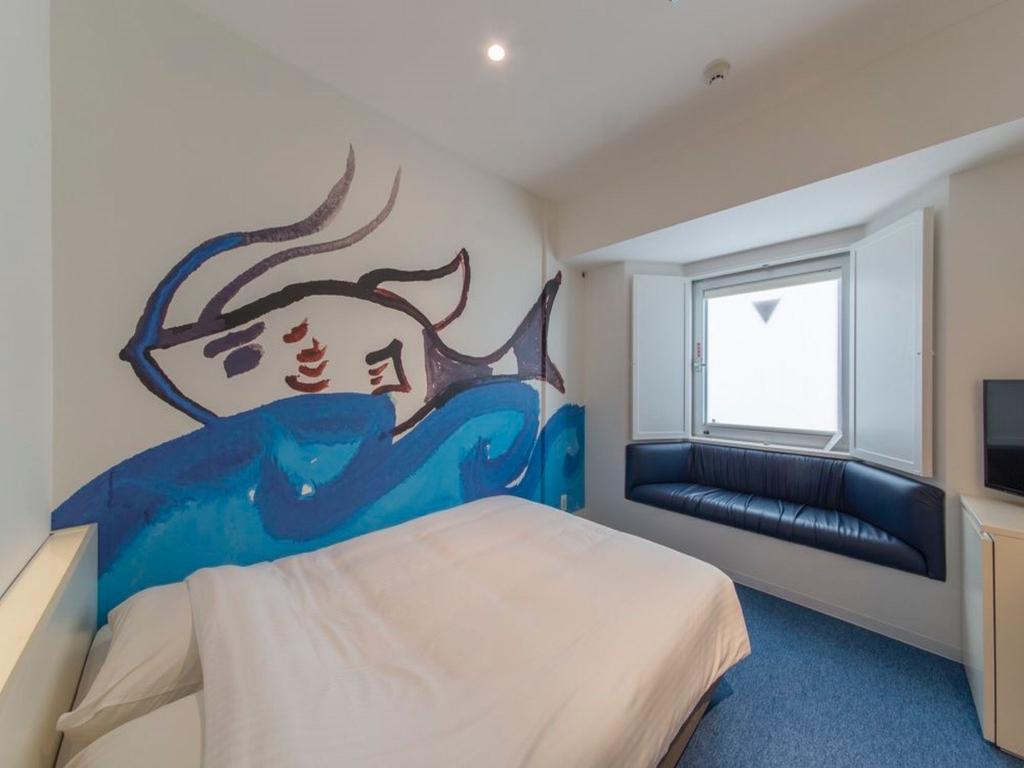 HOTEL WBF ART STAY那霸飯店 房間 沖繩自由行 沖繩住宿