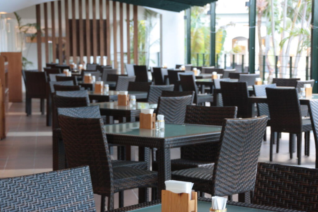 沖繩 自由行 住宿推薦  MAHAINA健康渡假飯店 餐廳