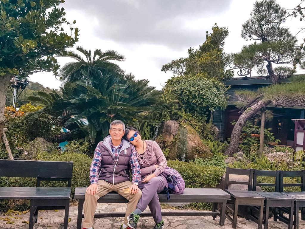 沖繩 百年古家 大家  阿古豬 戶外庭園