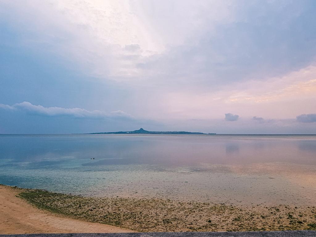 沖繩自由行 備瀨並木 福木林道 備瀨崎海岸