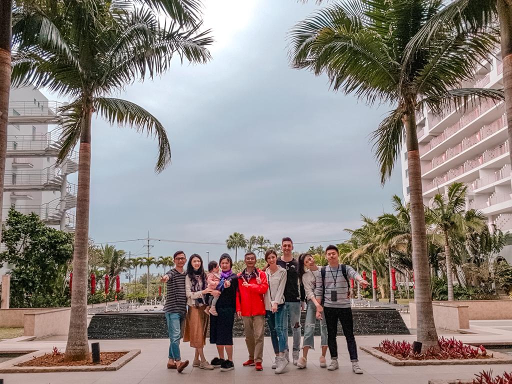 沖繩 自由行 住宿推薦  MAHAINA健康渡假飯店