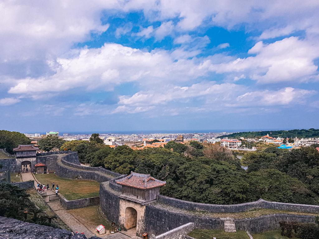 沖繩 世界文化遺產 首里城