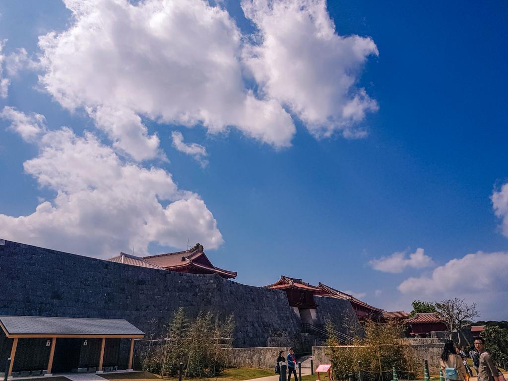 首里城公園 沖繩