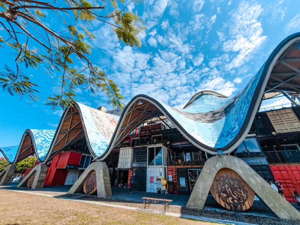 鐵花村的特別建築