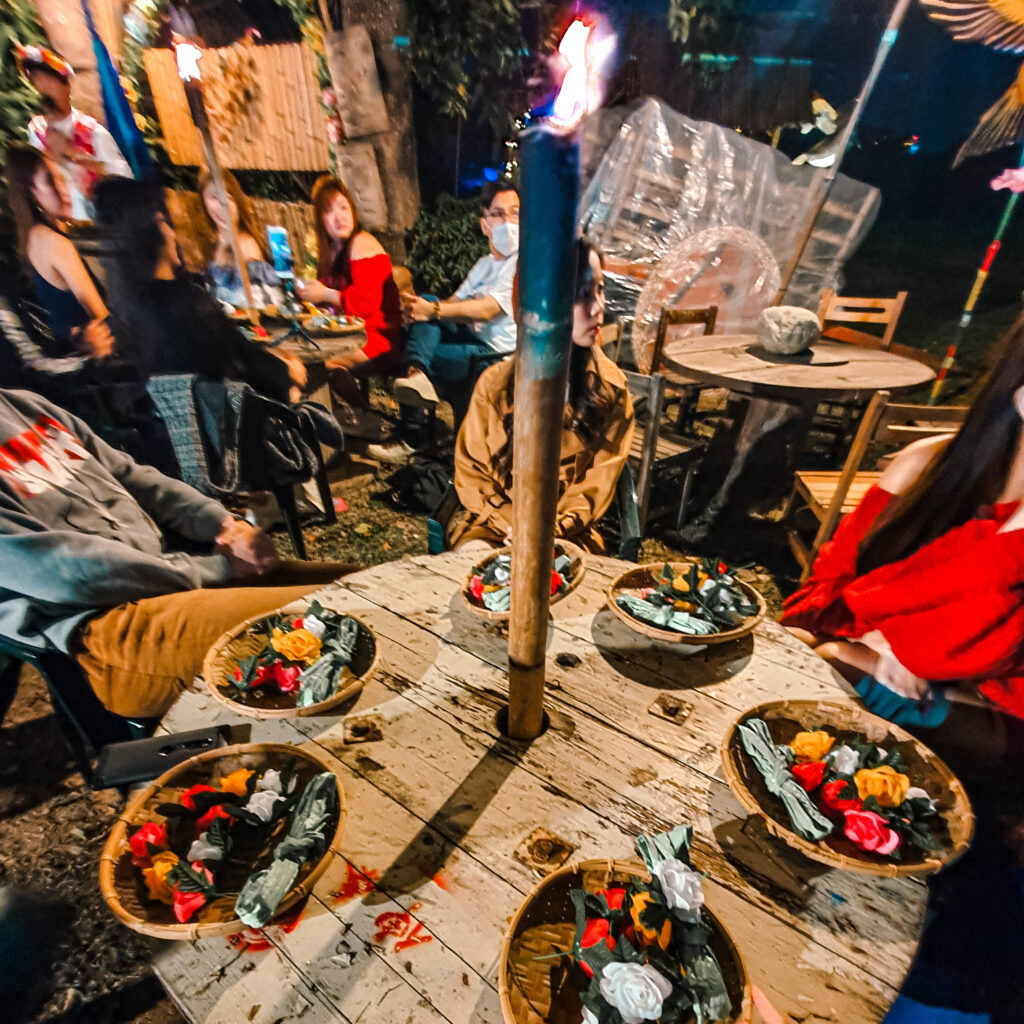 準備要開始之前要先聽講解 台東旅遊 台東特色景點 普悠瑪文化部落