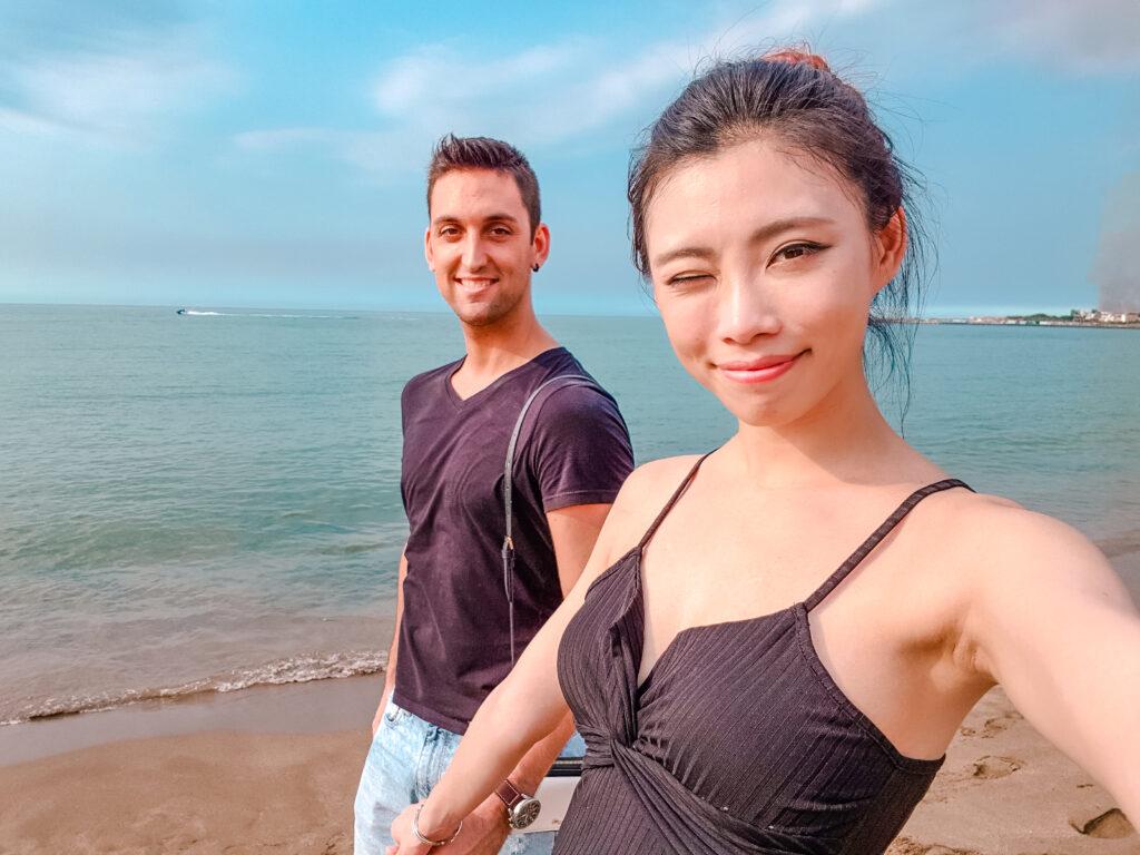 三芝 淺水灣