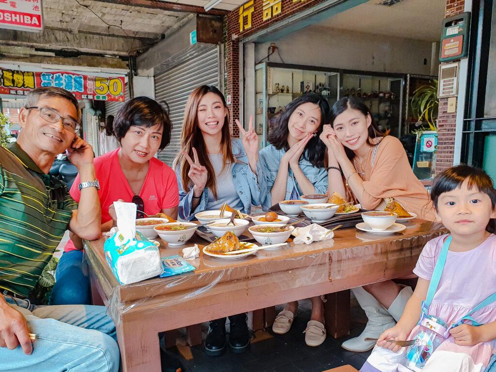 劉家粽子 台南美食