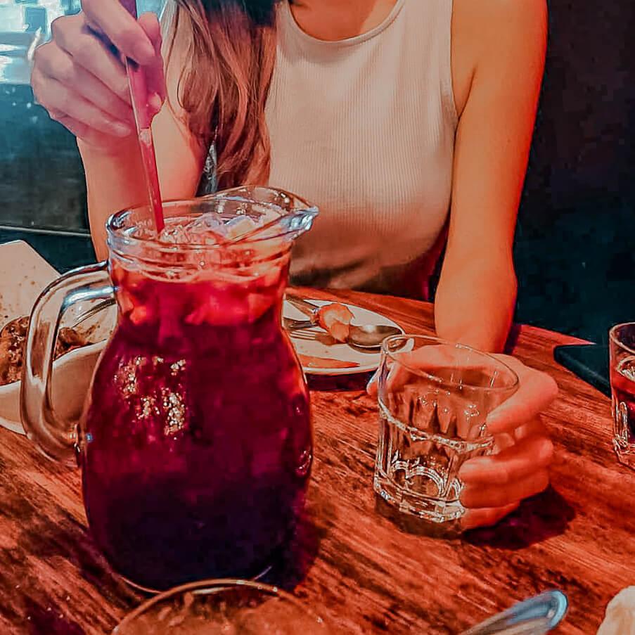 SANGRIA CLASICA 西班牙經典水果酒$750