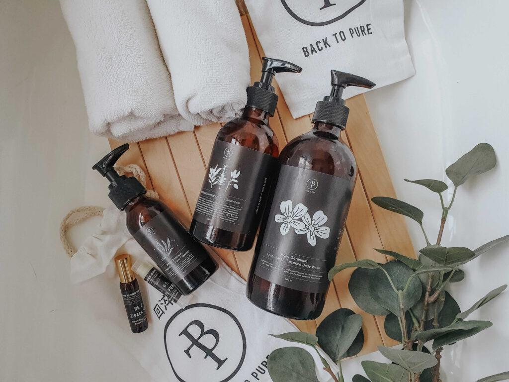 BTP回淬評價| 天然植物油與精油調配的洗沐配方 讓肌膚back to pure